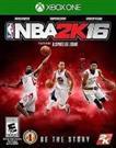 MICROSOFT NBA 2K16 - XBOX ONE